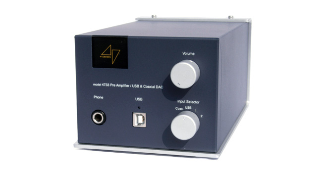 Model 4733  Pre Amplifier