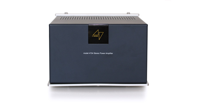 Model 4734  Stereo Power Amplifier