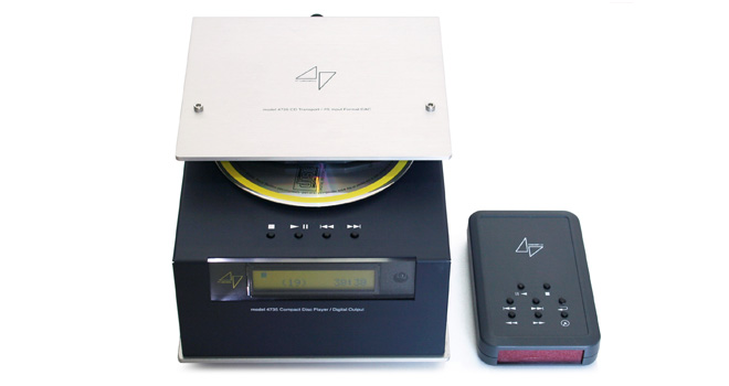 Model 4735  CD Player /Digital Output
