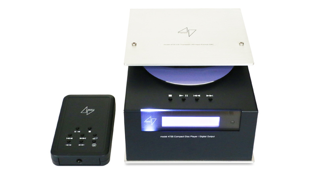 "Model 4735 MK II CD Player  ""Midnight Blue"""