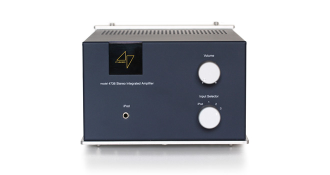 Model 4736 Stereo Integrated Amplifier