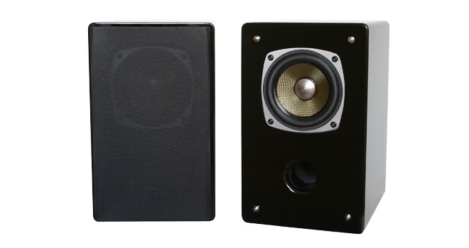 Model 4737 Fullrange Speaker System (Al-Ni-Co)